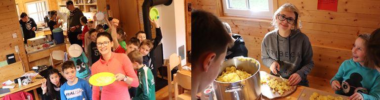 Winterlager der Wichtel und Wölflinge 2 in Odelboding