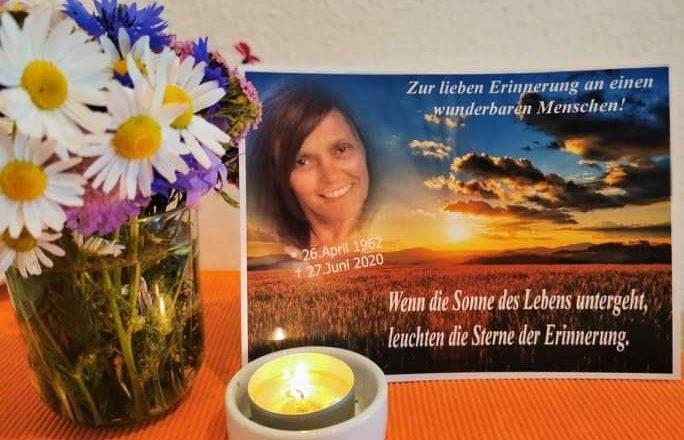 In lieber Erinnerung an unsere langjährige Pfadfinderin Brigitte Czapek