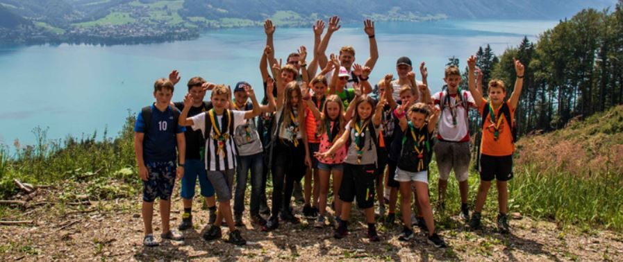Sommerlager der GuSp 1